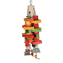 Chewin' Log Extra Large Bird Toy