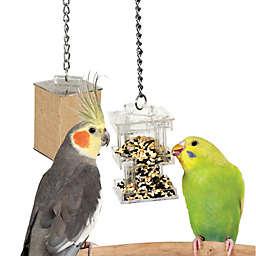 Foraging Box Feeder