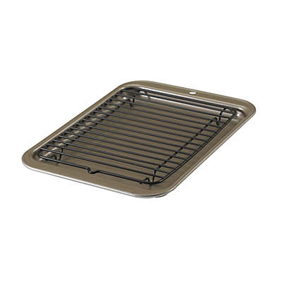 Nordic Ware® 2-Piece Toaster Oven Broiler Set
