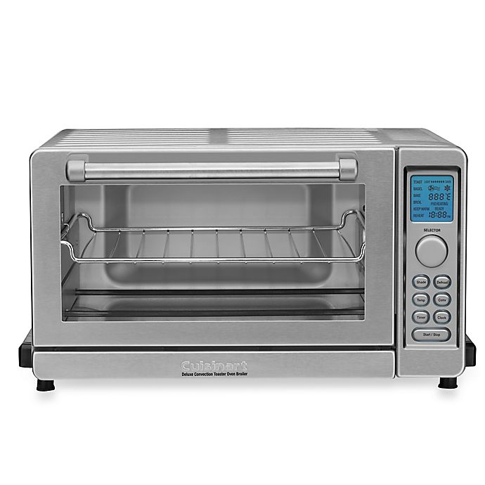 Alternate image 1 for Cuisinart® Deluxe Convection Toaster Oven