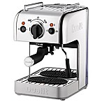 Dualit® 3-in-1 Espresso Machine with NX Adapter