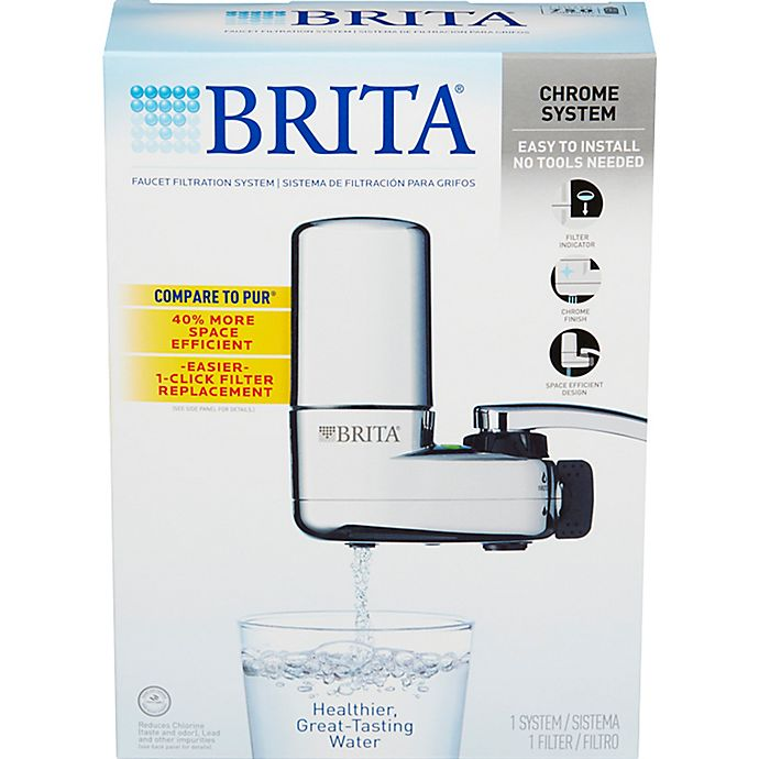 Alternate image 1 for Brita® Faucet Filtration System