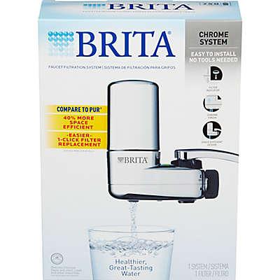 Brita® Faucet Filtration System