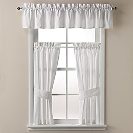 Wamsutta® Milano 70-Inch x 14-Inch Bath Window Curtain Valance