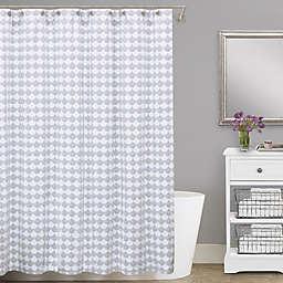 Lamont Home® Finley Cotton Matelasse Shower Curtain