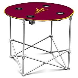 Arizona State University Round Collapsible Table