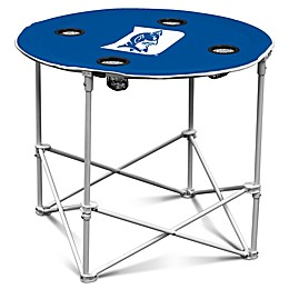 Duke University Round Collapsible Table