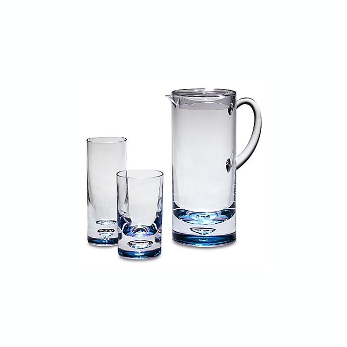 Alternate image 1 for Bubble Bottom Acrylic Drinkware Collection