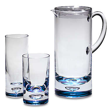 Bubble Bottom Acrylic Drinkware Collection