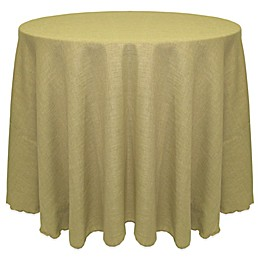 Havana Rustic Round Tablecloth