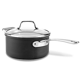 All-Clad B1 Hard Anodized Nonstick Saucepan with Lid