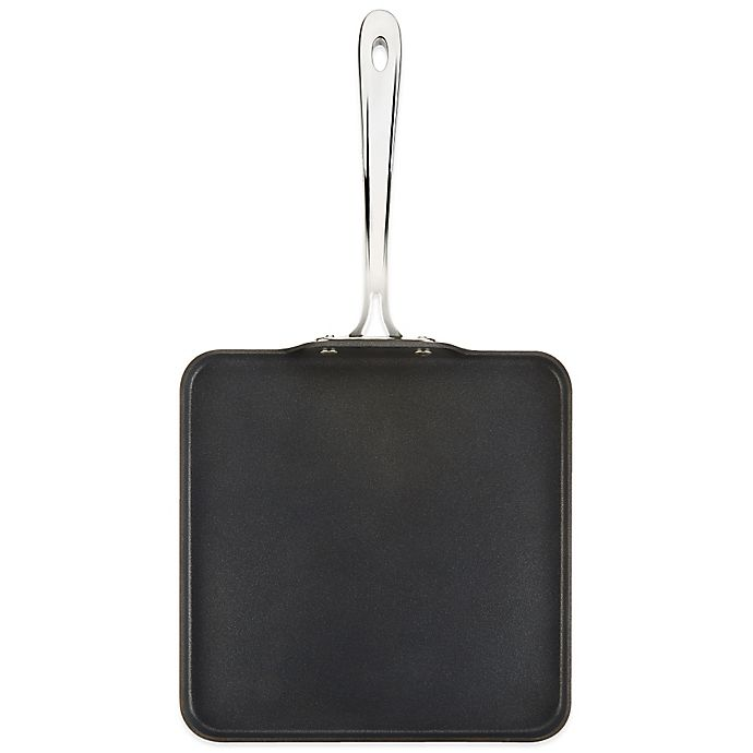 Alternate image 1 for All-Clad B1 Hard Anodized Nonstick 11-Inch Flat Square Griddle