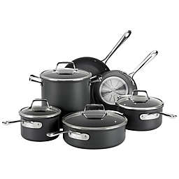 All-Clad B1 Hard Anodized Nonstick 10-Piece Cookware Set and Open Stock