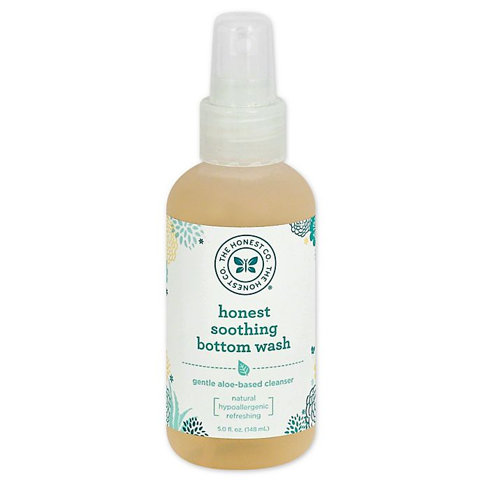 Alternate image 1 for Honest 5 oz. Soothing Bottom Wash