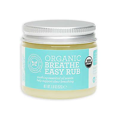 Honest 1.2 oz. OrganicBreathe Easy Rub