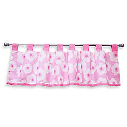 Belle Dancing Owl Window Valance