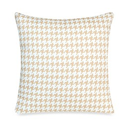 Glenna Jean Central Park Houndstooth Decorative Pillow