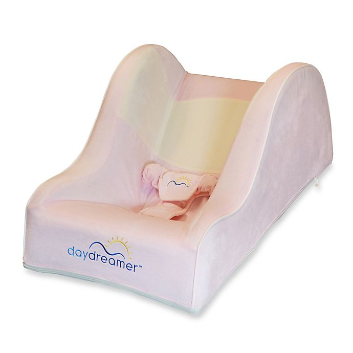 Dex Daydreamer Infant Sleeper Seat In Pink Bed Bath