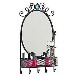 Mirror Jewelry Holder