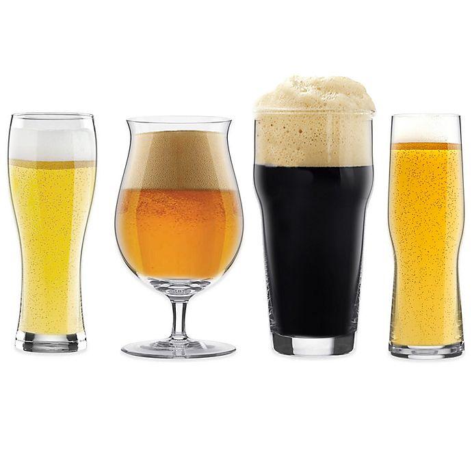 Alternate image 1 for Lenox® Tuscany Classics® 4-Piece Craft Beer Glass Set