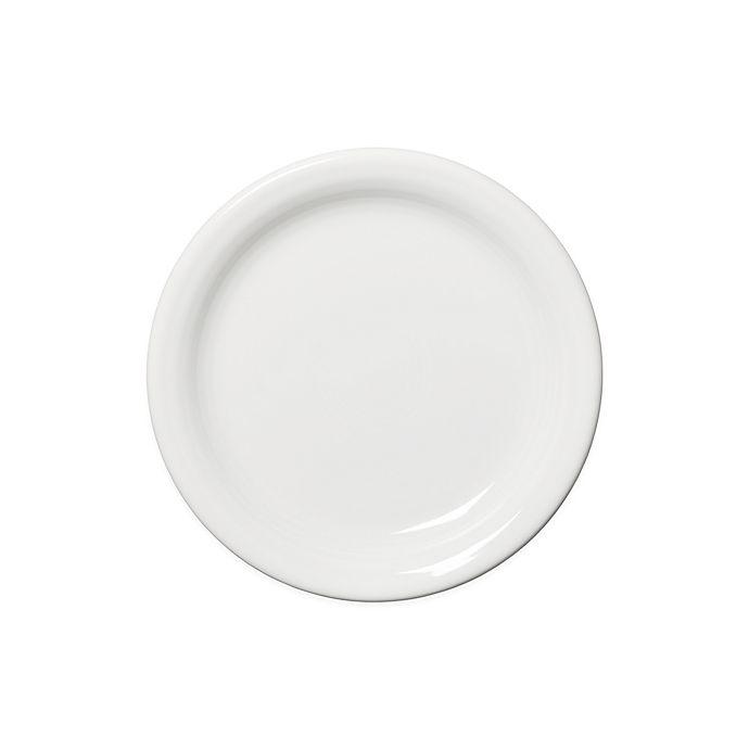 Alternate image 1 for Fiesta® Appetizer Plate in White
