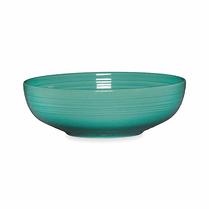 Alternate image 1 for Fiesta® Large Bistro Bowl in Turquoise