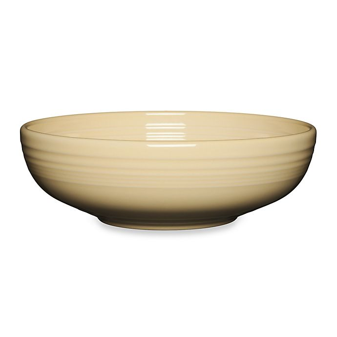 Alternate image 1 for Fiesta® Large Bistro Bowl in Ivory