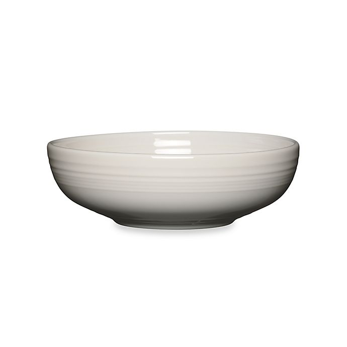 Alternate image 1 for Fiesta® Large Bistro Bowl in White