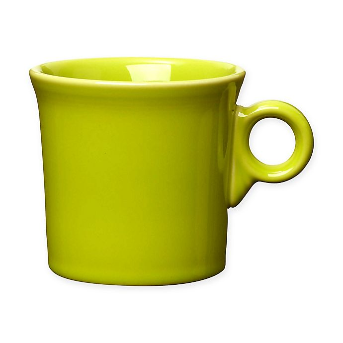 Alternate image 1 for Fiesta® Mug in Lemongrass