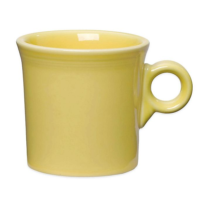 Alternate image 1 for Fiesta® Mug in Sunflower
