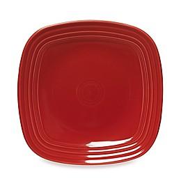 Fiesta® Square Dinner Plate in Scarlet
