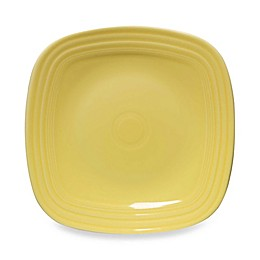 Fiesta® Square Dinner Plate in Sunflower