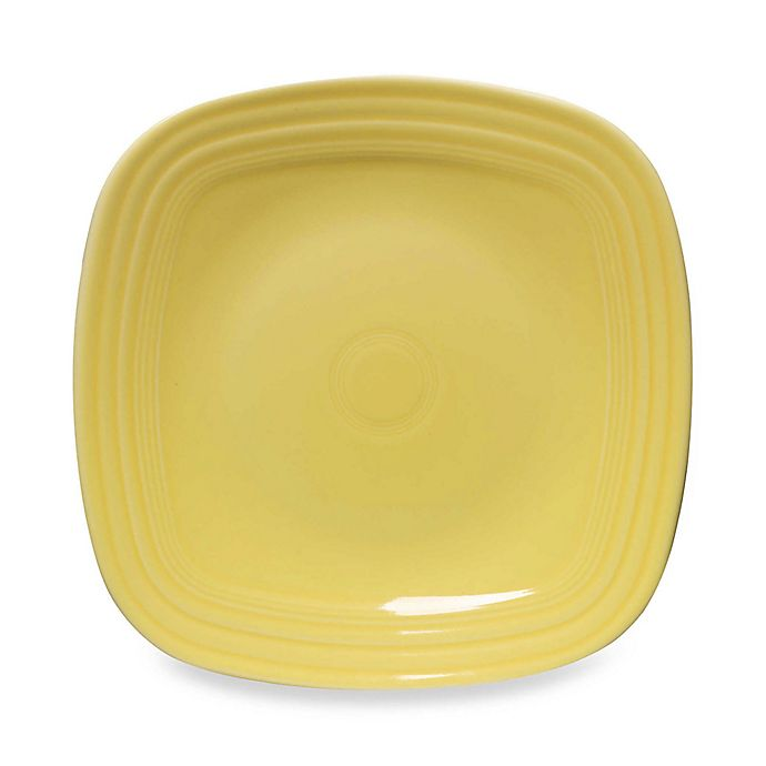 Alternate image 1 for Fiesta® Square Dinner Plate