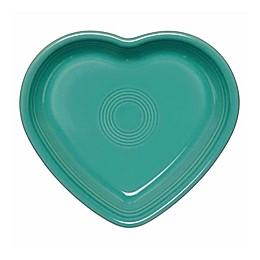 Fiesta® Medium Heart Bowl in Turquoise