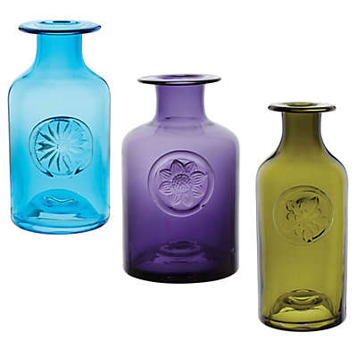 Dartington Crystal Medium Flower Bottle