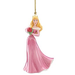 Lenox® Disney A Bouquet for Beauty Christmas Ornament