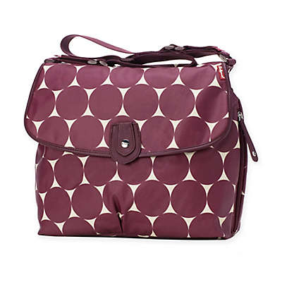 Babymel™ Satchel in Cherry Dot