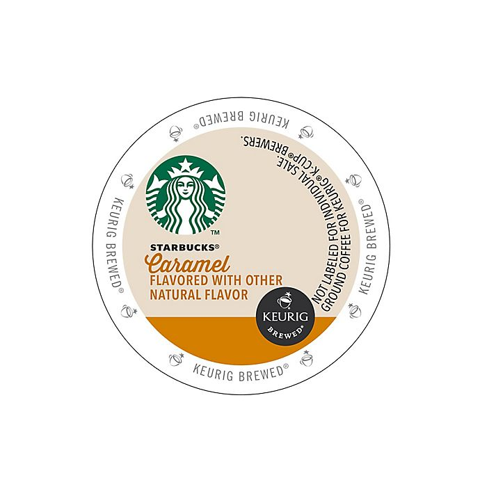 Alternate image 1 for K-Cup® 16-Count Starbucks® Caramel Light Roast Coffee for Keurig® Brewers
