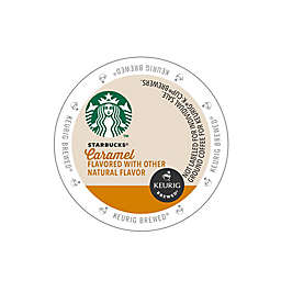 Starbucks® Caramel Flavored Light Roast Coffee Keurig® K-Cup® Pods 16-Count
