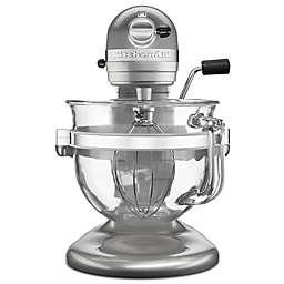 KitchenAid® Pro 600 Stand Mixer with 6-Quart Glass Bowl