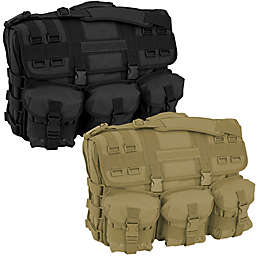 Mercury Luggage/Seward Trunk Computer Messenger Bag
