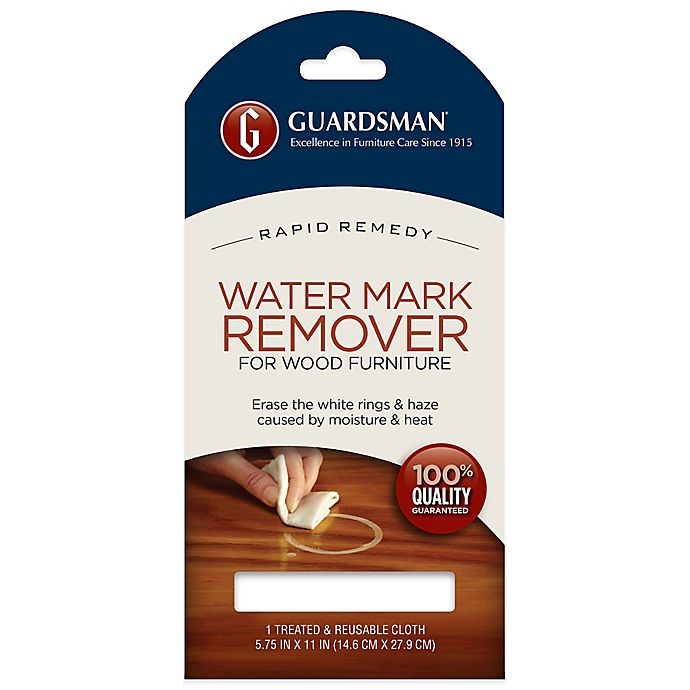 Alternate image 1 for Guardsman® Water Mark Remover Cloth