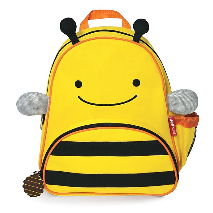 Alternate image 1 for SKIP*HOP® Zoo Pack Little Kid Backpack in Bee
