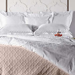 Frette At Home Marano Pillow Sham in White