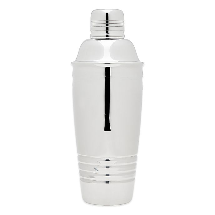 Alternate image 1 for Top Shelf Silver Stainless Steel Double Wall Cocktail Shaker