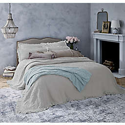 Wamsutta® Vintage Lyon Floral Queen Bedspread in Lilac