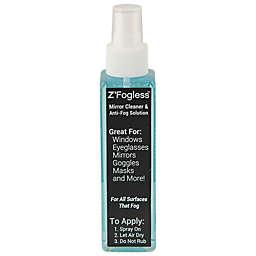 Z'Fogless™ 4 oz. Fog-Free Spray Solution
