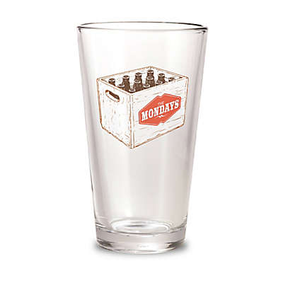 30 Watt™ Case of the Mondays Pint Glass