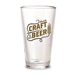 30 Watt™ Craft Beer Pint Glass