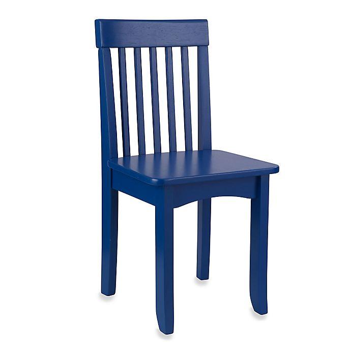 Alternate image 1 for KidKraft® Avalon Chair in Blue